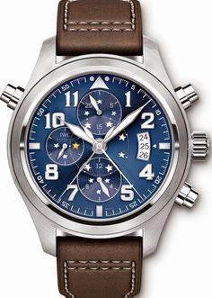 "IWC Pilot's Watch Double Chronograph Edition ""Le Petite Prince"""