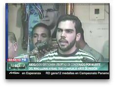 Tras Cumplir 20 Años De Prisión De La Muerte De Llenas Aybar Uno De Sus Verduos Será Puesto En Libertad