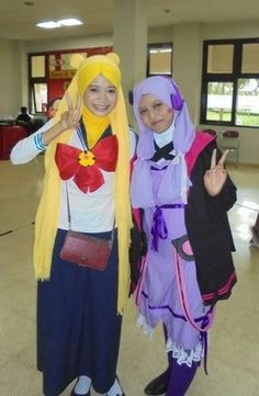 1000+ images about Hijab cosplay on Pinterest | Black ...
