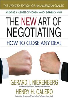 Must-Read Negotiation Books for 2019 - PON - Program on ...