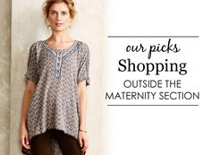 {Project Nursery Picks: Shopping Outside the Maternity Section}