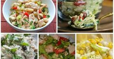 Iată 5 rețete delicioase de salate, care sunt ușoare și pot fi consumate chiar și înainte de culcare. Salatele sunt ușor de realizat, nu necesită ingrediente scumpe și sofisticate, dar sunt foarte gustoase și sănătoase, ideale pentru cei care vor să-și mențină silueta. Salatele sunt sărace în calorii, dar bogate în proteine, vitamine, fibre și … More
