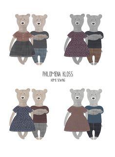nastia sleptsova: illustration for PHILOMENA KLOSS