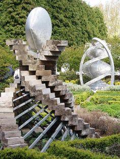 garden of cosmic speculation, dumfries & galloway,