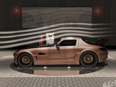 HAMANN SLS HAWK  photograph by A.ALTHANI