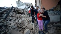 Italy Earthquake: Army Mobilized, Dozens Buried in Amatrice | NBC 5 Dallas-Fort Worth