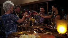 """Burn Notice 5x08 """"Hard Out"""" - Michael Westen (Jeffrey Donovan), Fiona Glenanne (Gabrielle Anwar), Madeline Westen (Sharon Gless) & Benny (Steve Zurk)"""