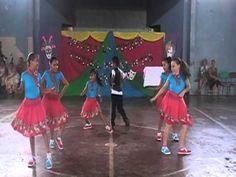 COREOGRAFIA EL ROCK DE LA CARCEL !!!! - YouTube