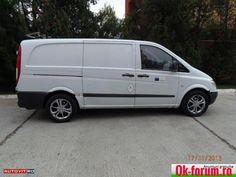 2 X Mercedes VITO 115 CDI 150 cai, AC, GARANTIE (schimb) | ok-forum.ro - Anunturi gratuite de mica publicitate in Romania | Galati | Galati | Romania | Autoturisme