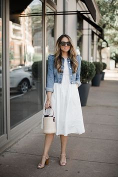 45 luxury and classy dresses ideas dress white dress fall, w Winter Dress Outfits, Casual Dress Outfits, Summer Work Outfits, Stylish Dresses, Classy Outfits, Trendy Outfits, Fashion Outfits, Summer Dresses, Outfit Summer