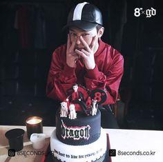 BIGBANG - GDragon - HAPPY BIRTHDAY 29th - 2016