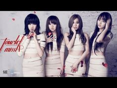 Miss A - Touch    K-pop giant Bigbang will bowl over these girls on the k-charts so let me give them attention.