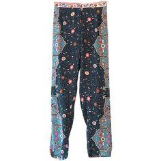Mes Demoiselles Solstice Silk Pants