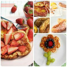 Toasts and strawberries French Toast, Strawberry, Nice Ideas, Baking, Breakfast, Food, Morning Coffee, Bakken, Essen
