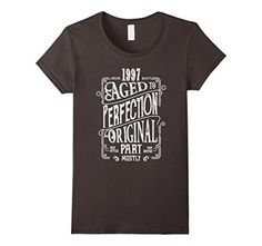 Aged to Perfection Born in 1997 Vintage 20 yrs years old Birthday Gift T-Shirt