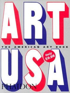The American Art Book by Phaidon Press