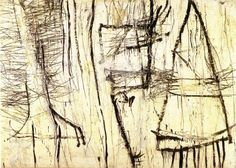 Tiznit Cy Twombly Date: 1953