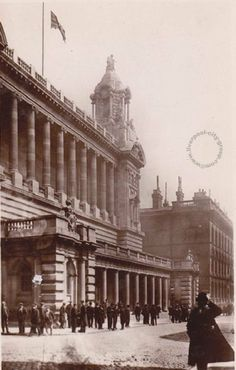 COTTON EXCHANGE, LIVERPOOL. C.R. MARPLES, COTTON MERCHANT.  THE HOKEY POKEY MAN AND AN INSANE HAWKER OF FISH BY CONNIE DURAND. AVAVILABLE ON AMAZON KINDLE.