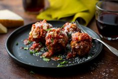 Meatball Parmesan Recipe - NYT Cooking