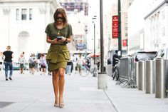 Early fall's the time to show some leg before the temps drop. #refinery29 http://www.refinery29.uk/2016/09/122826/nyfw-spring-2017-best-street-style-outfits#slide-64