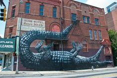 Le meilleur du street art en 2011