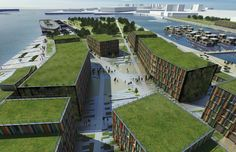 social housing complex in Gothenburg by NG architects