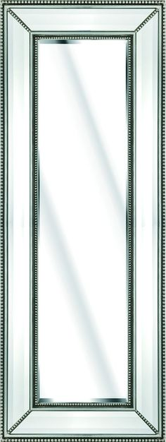 Beaded Modern Mirror | House of Ducentsi | House Of Ducentis