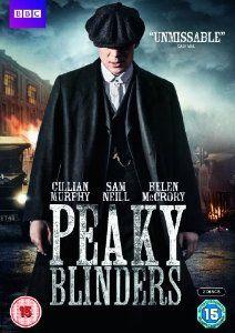 Peaky Blinders dvd