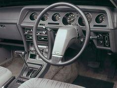 1978 Mitsubishi Galant Lambda. Awesome.