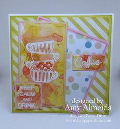 Lil Cutie Creations: Two Paper Divas~ June Challenge