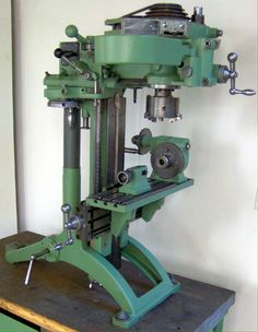 Meyer & Burger UW1...Neat Lathe/Mill unit. see more at ---     www.lathes.co.uk/meyerburger/index.html