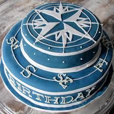Image result for compass cake