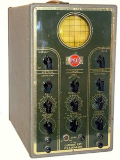 RCA Model 155 - Vintage Electronics Test Equipment