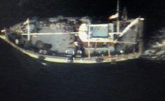 अरब सागर से पकड़ी गई संदिग्ध बोट पाकिस्तानी नौसेना के संपर्क में थी Daily News