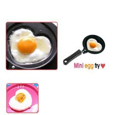 Healthy Nonstick Stainless Steel Frying Pan Eco Fry Pan Skillet Heart Creative #ourcherish