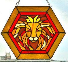 Zodiac Series: Hexagonal Variation - Leo