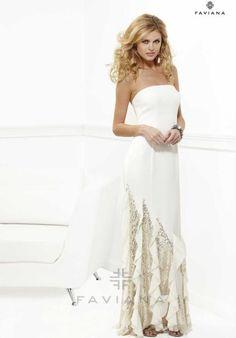 Faviana 7083 at Prom Dress Shop