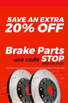 Brake Parts #SALE Get Extra 20% OFF - Limited Offer - Shop Now   #carparts #cartips #autoparts #deals #Brakes
