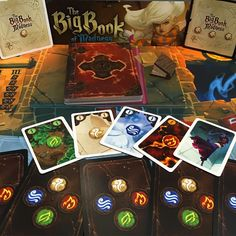 Looking forward to playing IELLO's #BigBookofMadness this week. It's just so darn pretty! #thebigbookofmadness #iellogames #iello #harrypotter #magic #themagicians #bgg #Boardgame #boardgamer #boardgames #boardgaming #boardgamegeek #tabletop #tabletopgame #tabletopgamer #tabletopgames #tabletopgaming #Brettspiel #gamenight #juegodemesa #cardgame