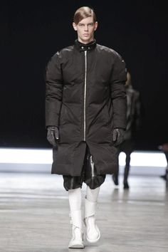 Rick Owens Menswear Fall Winter 2012 Paris - NOWFASHION