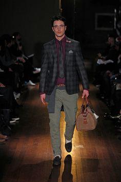 Michael Bastian Fall-Winter 2014 Men's Collection