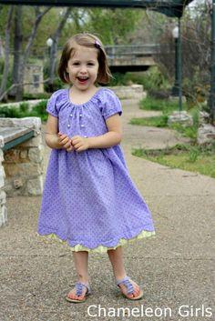 Sofia the First Disney Inspired Princess Dress by ChameleonGirls