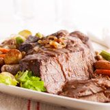 Sandra Lee's Semi-Homemade Down-Home Pot Roast