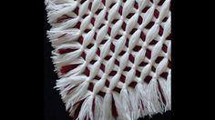 Criss cross blanket -  CRISS CROSS DIAGONALS - Non pom pom blankets