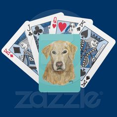 Norton Playing Cards from Zazzle.com