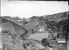El nucli de Vallvidrera a la serra de Collserola, 1890-1916