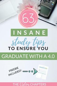 Top study tips perfect for college, adults, high school and middle school students looking to up their organization, GPA and motivation. Includes the best student planners, life hacks, finals tips, time management ideas, productivity hacks and a free study printable perfect to prepare for exams. Learn how to start organizing your notes, find useful articles and even last minute study tips for freshman year. Read now to find some great study inspiration and begin staying organized! #college College Checklist, College Planner, School Planner, College Hacks, Middle School, High School, Going Back To College, Study Techniques, School Information