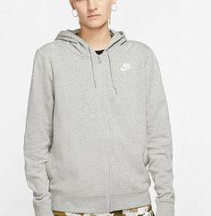 Hanorac cu fermoar si logo Sportswear Club Hooded Jacket, Sportswear, Athletic, Club, Logo, Fit, Casual, Jackets, Fashion