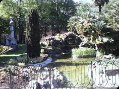 Estanque Plaza Guipuzcoa