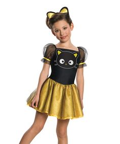 Look what I found on #zulily! Chococat Dress-Up Set - Girls #zulilyfinds